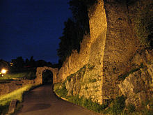 Archi di Casamari (Porta Maggiore)