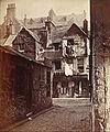 Archibald Burns - 'Timber Fronted House, Cowgate', Edinburgh - Google Art Project.jpg