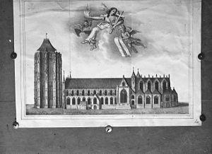 Joost Berman - Image: Archief, de afgebrande Monstertoren (uitgegeven door Mr.J.Berman 1834) Zierikzee 20222422 RCE