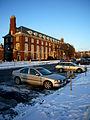 Architecture Building Uniwersytet Illinois budynek.jpg