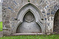 Ardfert Friary Choir North Wall Tomb Nice Susan Ann Crosbie 2012 09 11.jpg