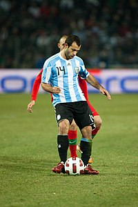 Javier Mascherano: A great football product from an Argentinean ...