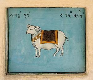Mesha Sankranti - Aries zodiac sign in Jaipur, India