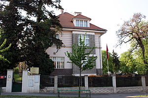 Armenian embassy Prague Dejvice 5711.JPG