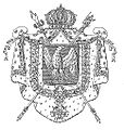 Armoirie Napoléon Ier N&B.jpg