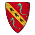 Armorial Bearings of the YONGE family of Merivale, Ross, Herefordshire.png