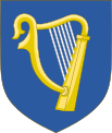 Arms of Ireland (Variant 1) (Historical).svg