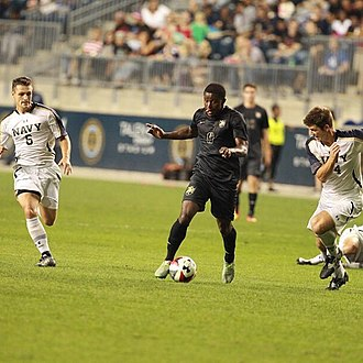 Army–Navy Cup - The 2017 Cup at Talen Energy Stadium