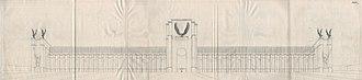 Fascist architecture - Image: Arnaldo Dell'Ira (1903 1943) Casa della Parola, 1940