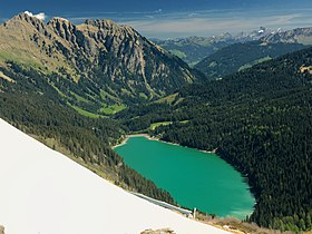 Image illustrative de l'article Lac d'Arnon