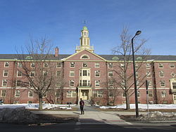Arnold House, School of Public Health and Health Sciences, UMass, Amherst MA.jpg