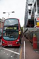 Arriva London bus DW419 (LJ11 AEM), Victoria bus station, 10 June 2012 uncropped.jpg