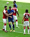 Arsenal 1 Chelsea 1 (4-1 on pens) (35613687093).jpg