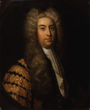 11th Parliament of Great Britain - Arthur Onslow was Speaker of the House of Commons.