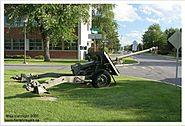 Artillery @ Royal Military College of Canada Saint Jean