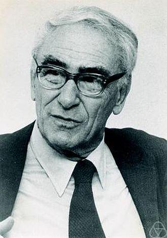 Rafael Artzy - Artzy in 1980