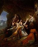 Ary Scheffer - Greek Women Imploring at the Virgin of Assistance - Google Art Project.jpg