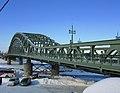 Asahikawa Ishikari River Asahi Bridge 1.JPG