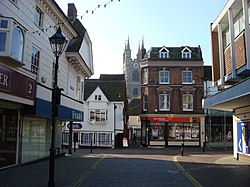 Ashford Kent, North Street - geograph.org.uk - 1142576.jpg