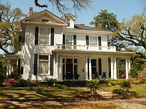 Ashland Place Historic District (Mobile, Alabama) - Image: Ashland Place Mobile AL 06