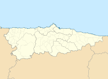 OVD is located in Asturias