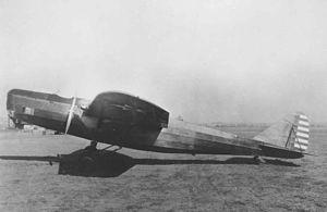 Fokker XB-8 - Atlantic XB-8 prototype