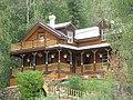 Attractive Log House in Dawson City, Yukon (3899780891).jpg