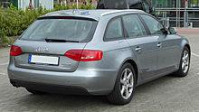 Audi A4 B8 Wikipedia