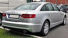 Audi A6 C6 Facelift 20090712 rear.JPG