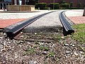 Augusta, Georgia June 2013 at the Augusta Museum of History. Spur Track segment dead track. - panoramio.jpg