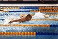 Australian butterfly swimmer at 1992 Paralympics.jpg
