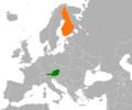 Austria Finland Locator.png
