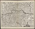 Austriae archiducatus pars inferior in omnes ejusdem quadrantes ditiones accuratissime et distincte delineata (8343029538).jpg