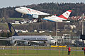 Austrian Airlines Airbus A319-112; OE-LDC@ZRH;25.12.2012 682ak (8307807742).jpg