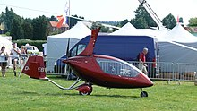 AutoGyro Calidus - Wikipedia
