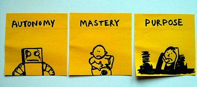 Autonomy, Mastery, Purpose (11134670423).jpg