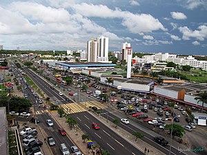 Avenida Colares Moreira - São Luís