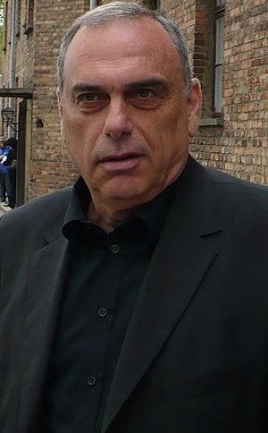 Avram Grant - Grant in 2008.