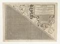 Avståndstabell över europeiska städer, från 1600-talet - Skoklosters slott - 97999.tif