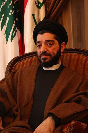 Ali al-Hakim - Ayatullah Sayyid Ali Al-Hakim, the Director of Al-Hakim Foundation in Beirut, Lebanon