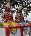 Ayyanar idols near Gobichettipalayam.jpg