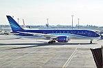 Azerbaijan Airlines, VP-BBR, Boeing 787-8 Dreamliner (25083812107).jpg