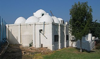 Yazur - Maqam (shrine) of Imam ´Ali, 2008