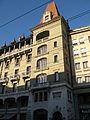 Bâtiment érigé à l'emplacement de l'ancienne Tour Thélusson, ou Tour de l'Escalade (1903).JPG