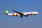 B-16332 - EVA Airways - Airbus A330-302X - Hello Kitty Loves Apples Livery - SHA (16990124315).jpg