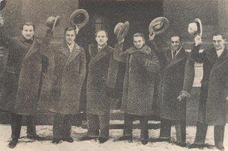 Comedian Harmonists - Comedian Harmonists in Berlin