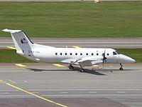 HA-FAL - E120 - Budapest Aircraft Service
