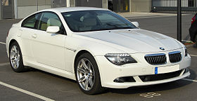 BMW 6er Coupé (E63) Facelift front 20100814.jpg