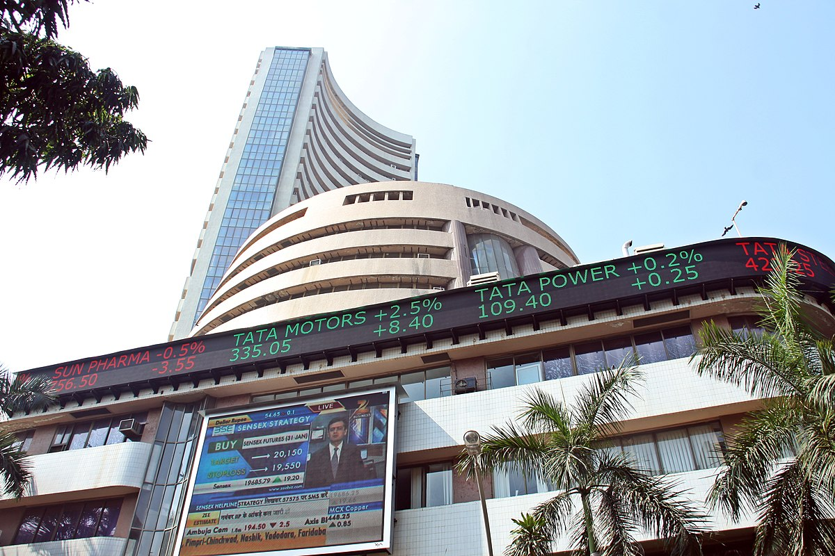 Bombay Stock Exchange - Wikipedia