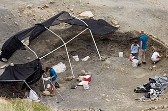 Wyoming Dinosaur Center - Image: BS Quarry